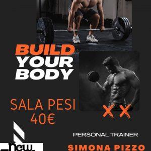 Black & Orange Gym Body Training Class Your Story